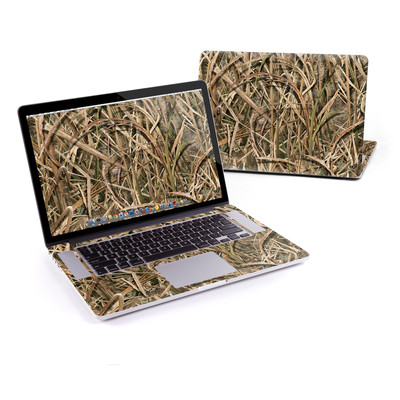 MacBook Pro Retina 15in Skin - Shadow Grass Blades