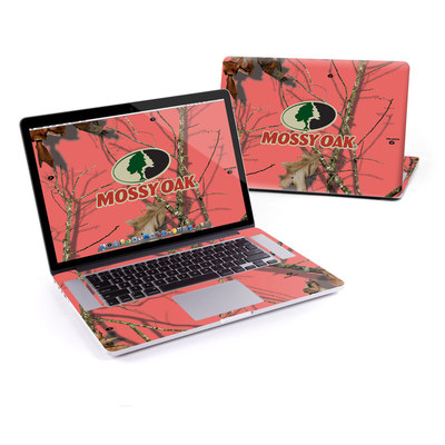 MacBook Pro Retina 15in Skin - Break-Up Lifestyles Salmon