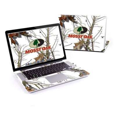MacBook Pro Retina 15in Skin - Break-Up Lifestyles Snow Drift