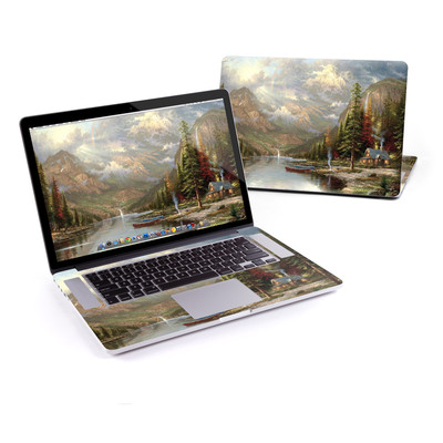 MacBook Pro Retina 15in Skin - Mountain Majesty