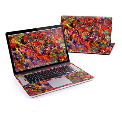 MacBook Pro Retina 15in Skin - Maintaining Sanity