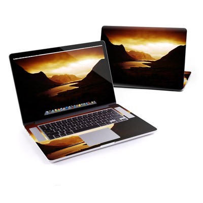 MacBook Pro Retina 15in Skin - Mystic North