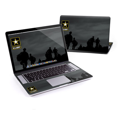 MacBook Pro Retina 15in Skin - Night Action