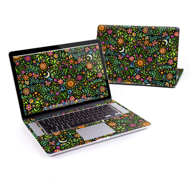 MacBook Pro Retina 15in Skin - Nature Ditzy