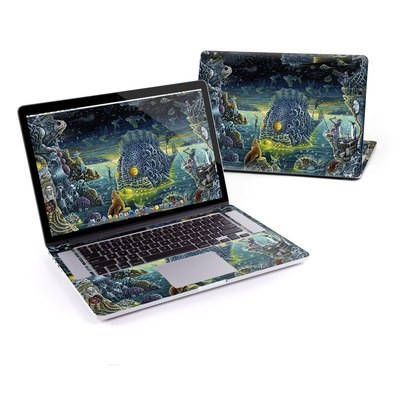 MacBook Pro Retina 15in Skin - Night Trawlers