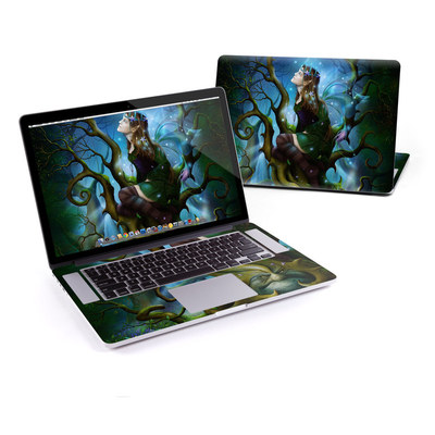 MacBook Pro Retina 15in Skin - Nightshade Fairy
