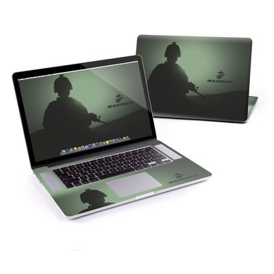 MacBook Pro Retina 15in Skin - Night Vision