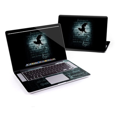 MacBook Pro Retina 15in Skin - Nevermore