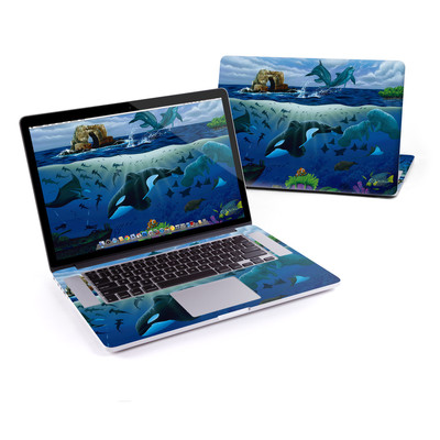 MacBook Pro Retina 15in Skin - Oceans For Youth