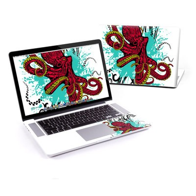 MacBook Pro Retina 15in Skin - Octopus