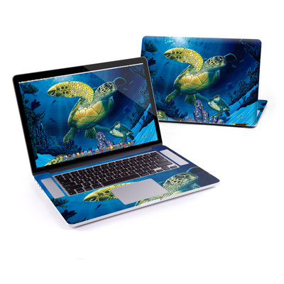 MacBook Pro Retina 15in Skin - Ocean Fest