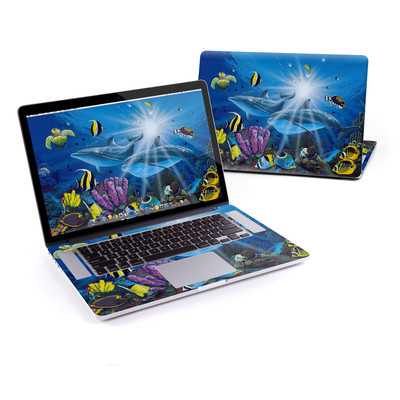 MacBook Pro Retina 15in Skin - Ocean Friends