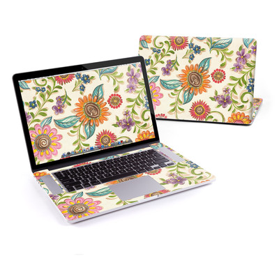 MacBook Pro Retina 15in Skin - Olivia's Garden