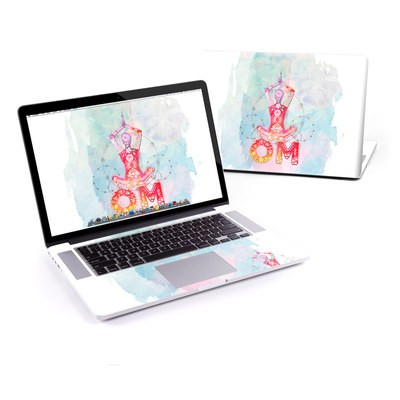 MacBook Pro Retina 15in Skin - Om Spirit