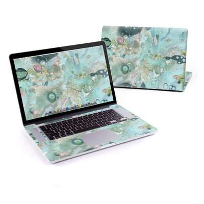 MacBook Pro Retina 15in Skin - Organic In Blue