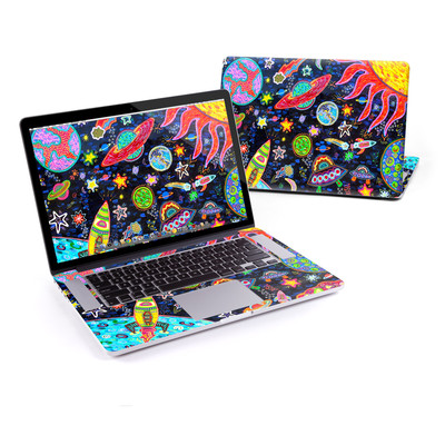 MacBook Pro Retina 15in Skin - Out to Space