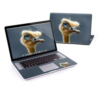 MacBook Pro Retina 15in Skin - Ostrich Totem