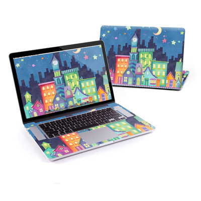 MacBook Pro Retina 15in Skin - Our Town