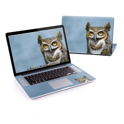 MacBook Pro Retina 15in Skin - Owl Totem