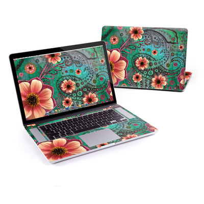 MacBook Pro Retina 15in Skin - Paisley Paradise
