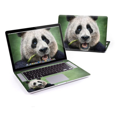 MacBook Pro Retina 15in Skin - Panda Totem