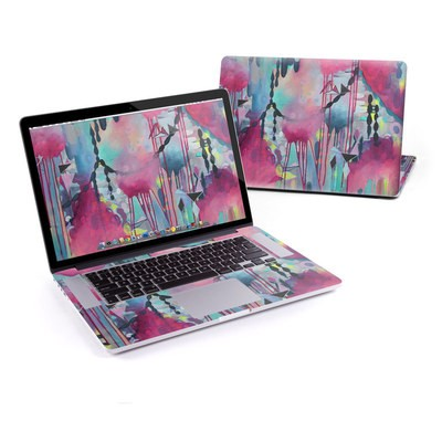MacBook Pro Retina 15in Skin - Paper Chain
