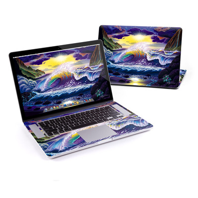 MacBook Pro Retina 15in Skin - Passion Fin