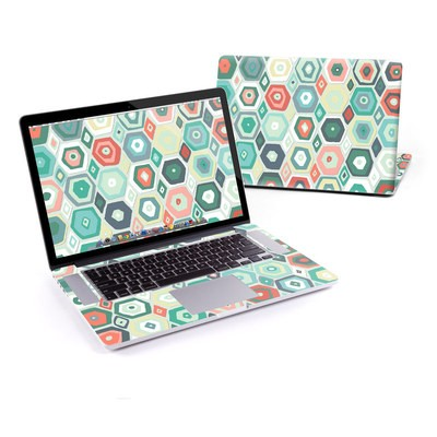 MacBook Pro Retina 15in Skin - Pastel Diamond