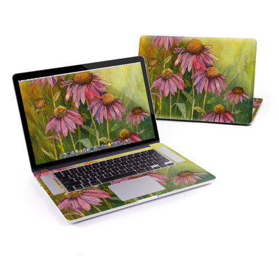 MacBook Pro Retina 15in Skin - Prairie Coneflower