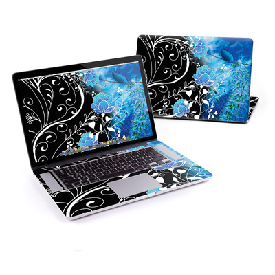 MacBook Pro Retina 15in Skin - Peacock Sky