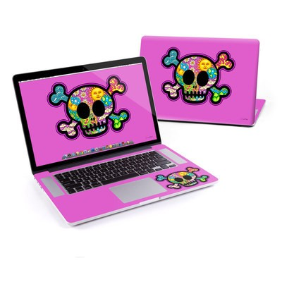 MacBook Pro Retina 15in Skin - Peace Skull