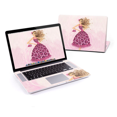 MacBook Pro Retina 15in Skin - Perfectly Pink