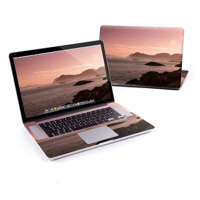 MacBook Pro Retina 15in Skin - Pink Sea