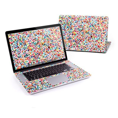 MacBook Pro Retina 15in Skin - Plastic Playground