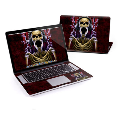MacBook Pro Retina 15in Skin - Play Loud