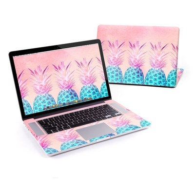 MacBook Pro Retina 15in Skin - Pineapple Farm