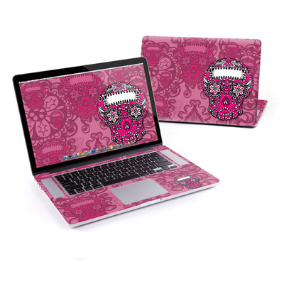MacBook Pro Retina 15in Skin - Pink Lace