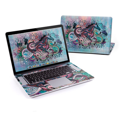 MacBook Pro Retina 15in Skin - Poetry in Motion