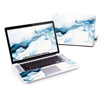 MacBook Pro Retina 15in Skin - Polar Marble