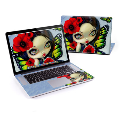 MacBook Pro Retina 15in Skin - Poppy Magic
