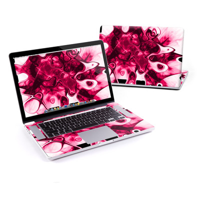 MacBook Pro Retina 15in Skin - Pink Splatter