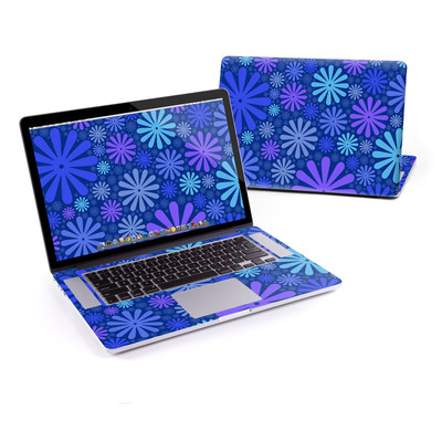 MacBook Pro Retina 15in Skin - Indigo Punch