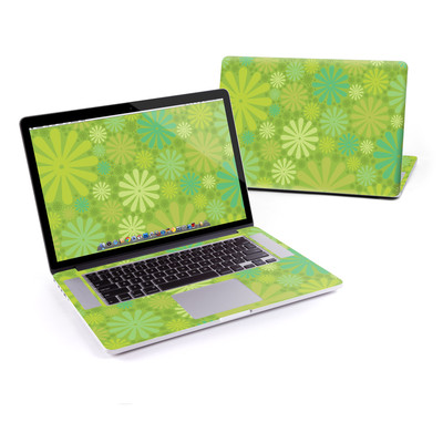 MacBook Pro Retina 15in Skin - Lime Punch
