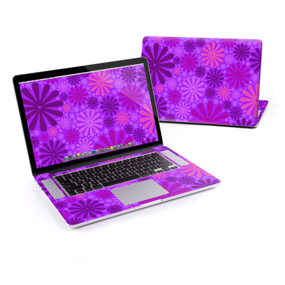 MacBook Pro Retina 15in Skin - Purple Punch