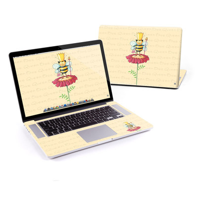 MacBook Pro Retina 15in Skin - Queen Bee