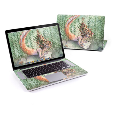 MacBook Pro Retina 15in Skin - Quiet Time