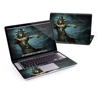 MacBook Pro Retina 15in Skin - Reaper Gunslinger