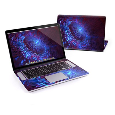 MacBook Pro Retina 15in Skin - Receptor