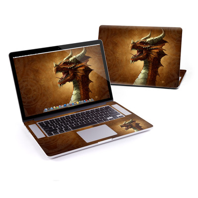 MacBook Pro Retina 15in Skin - Red Dragon