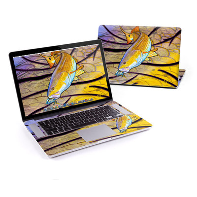 MacBook Pro Retina 15in Skin - Red Fish